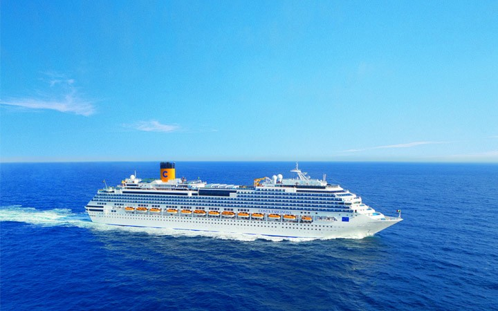 COSTA FASCINOSA, COSTA Cruises